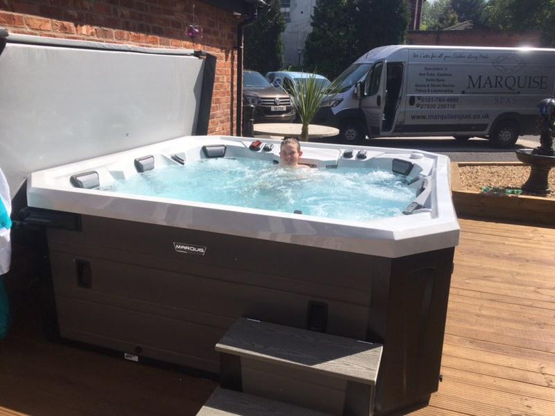 Hot Tub Service in Rawtenstall