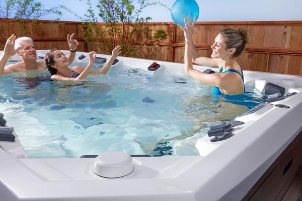 Swim Spas in Formby