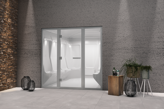 Home Steam Rooms in Bolton