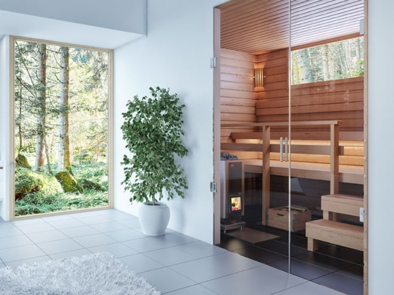 Home Steam Rooms in Cheshire
