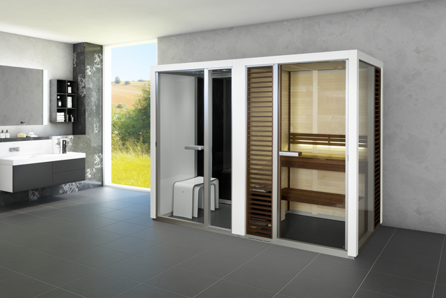 Home Steam Rooms in Wilmslow